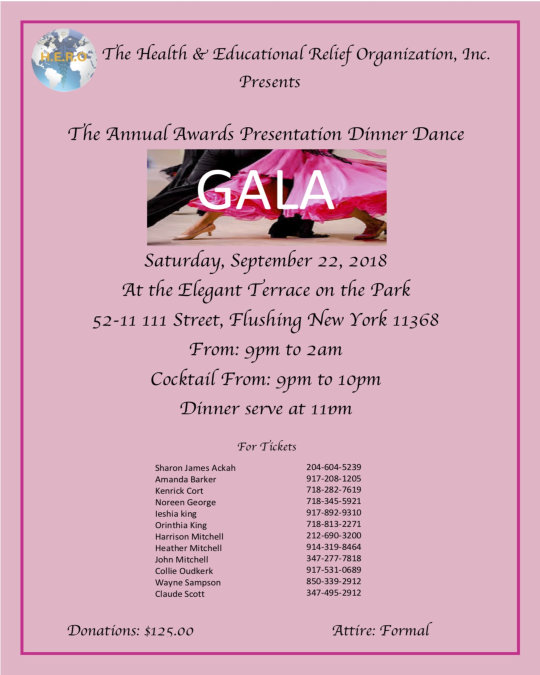 Dinner Dance Invitation