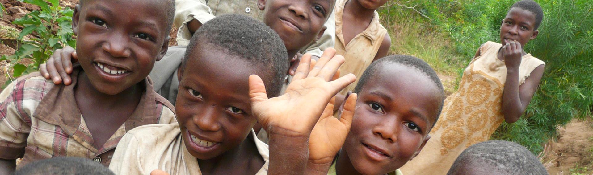 african kids