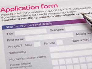 certification form