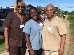 volunteer nurses